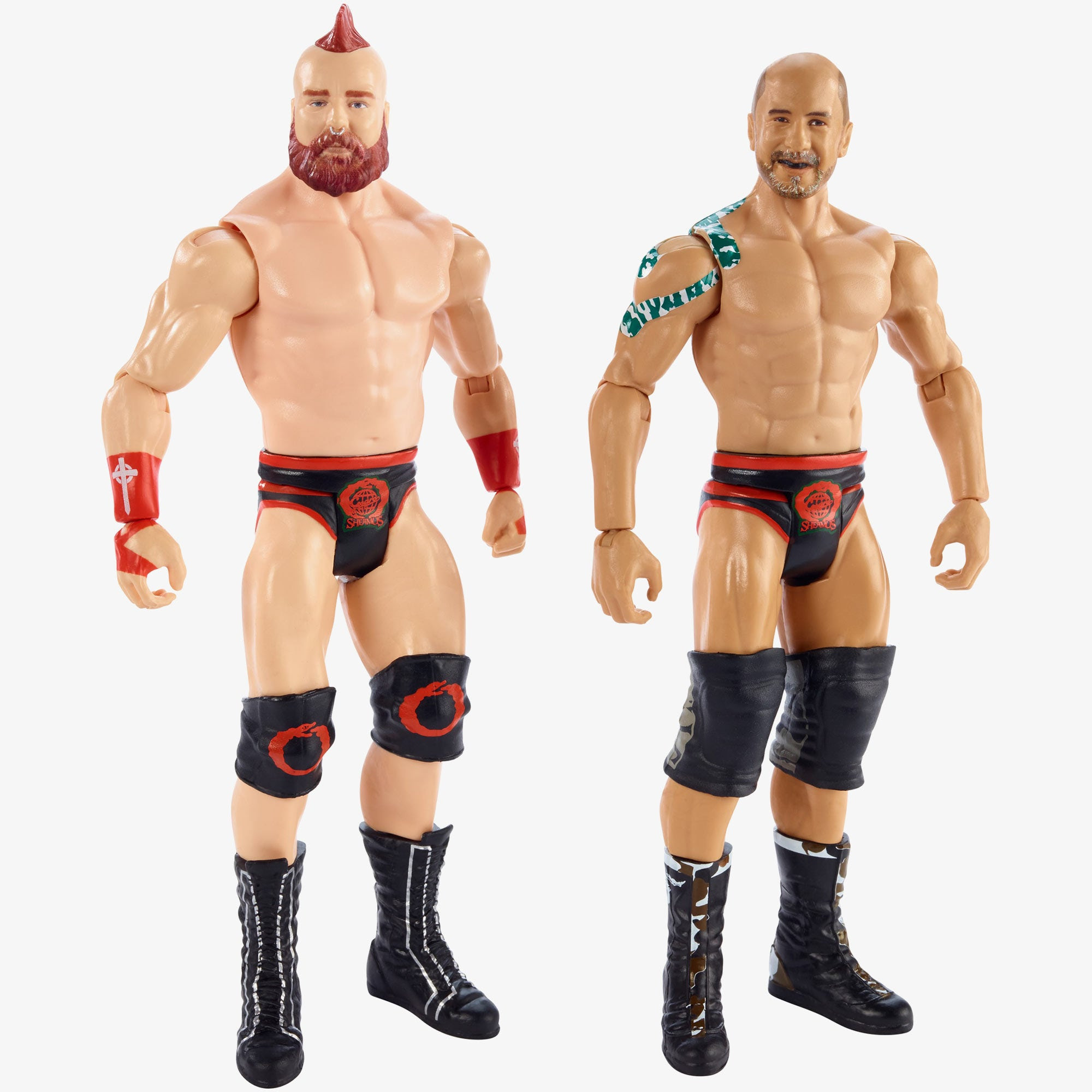 Image of WWE Battle Packs Series 60 - The Bar (Sheamus & Cesaro) - AUGUST 2019