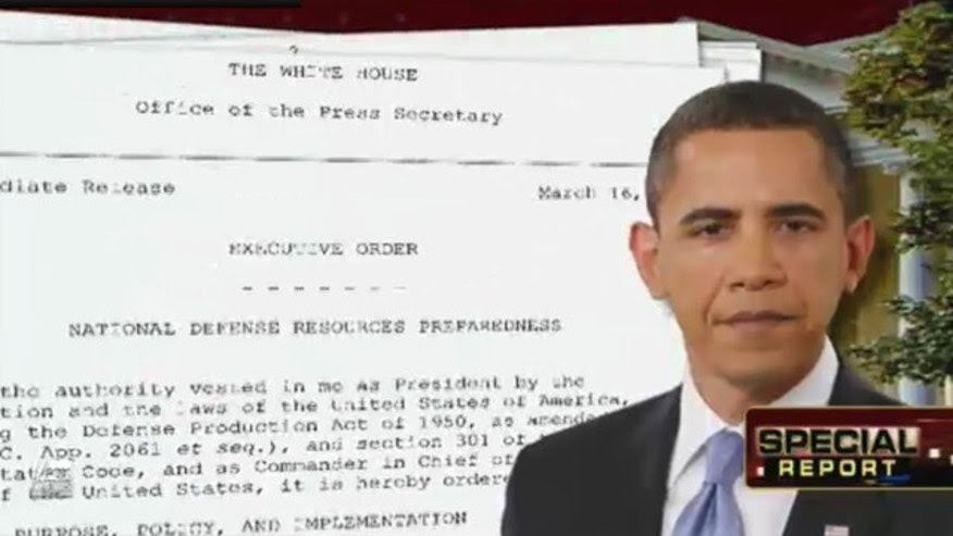 The New Executive Order the White House Was Hoping You Wouldn't Learn About!