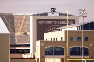 Texas A&M University in College Station.
