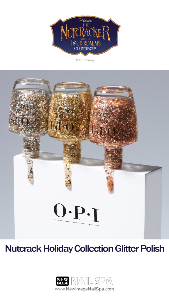 Nutcracker Holiday Glitter Collection