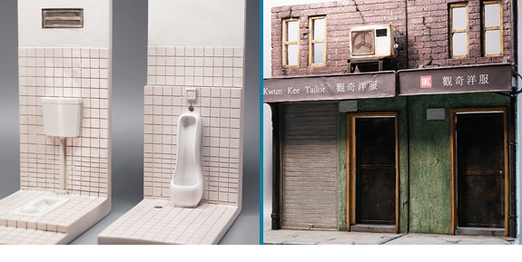 1/12 Scale Dioramas