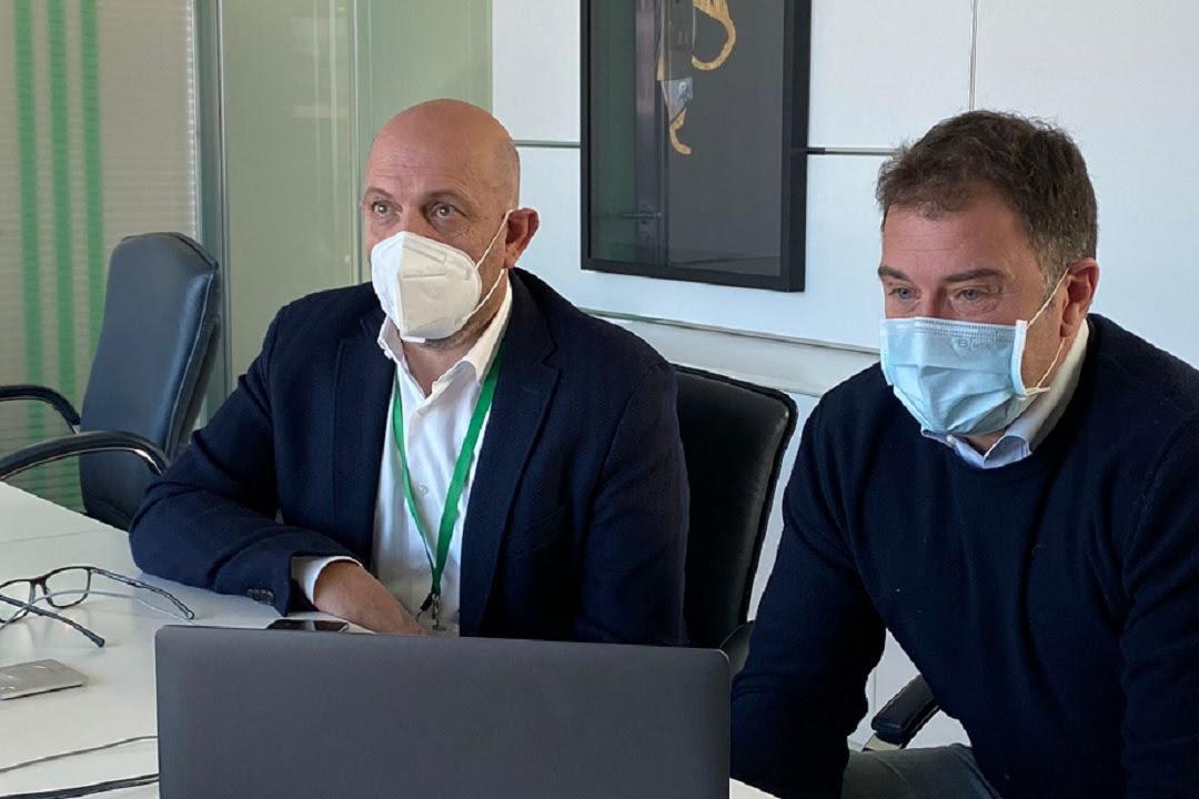 Massimo Sertori e Antonio Rossi