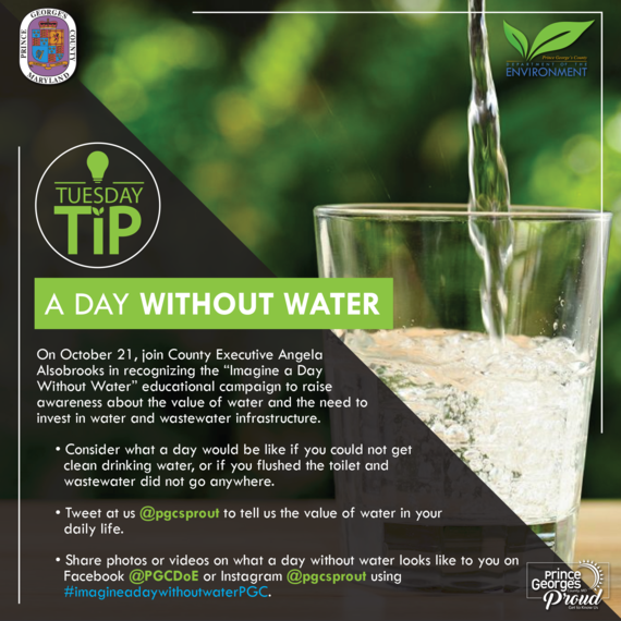 Tues tip 10.6.20 Day without water eng