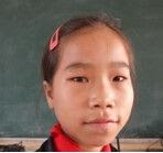Yuanyuan's family is very poor. Her brother is also in our program.d