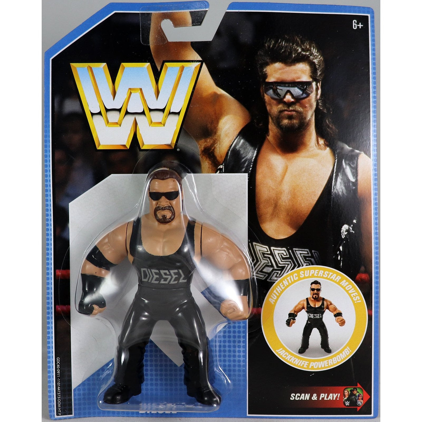 Image of WWE Retro Series 10 - Diesel