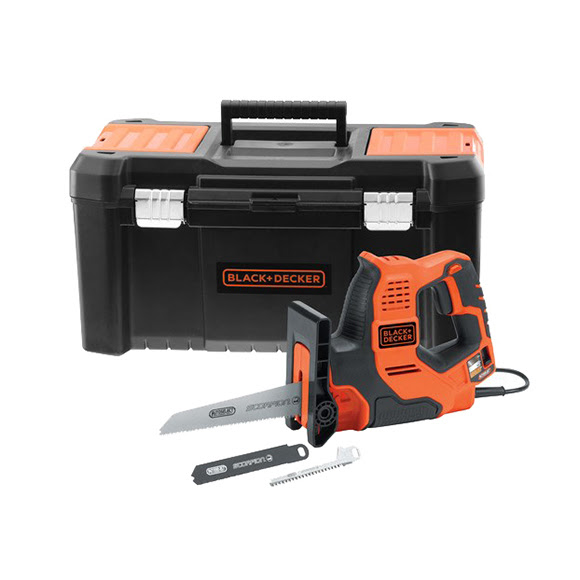 Black & Decker RS890KA skorpió fűrész autoselect, 500 W