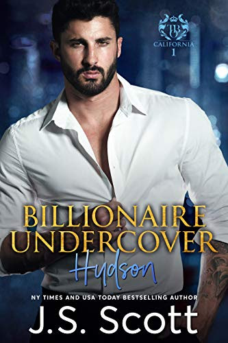 Cover for 'Billionaire Undercover: Hudson (The Billionaire's Obsession Book 15)'