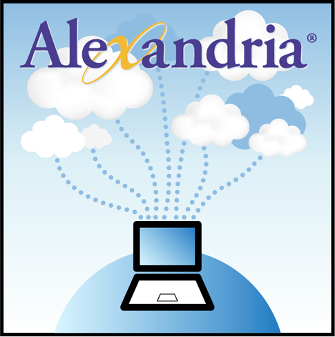 Image result for alexandria library system