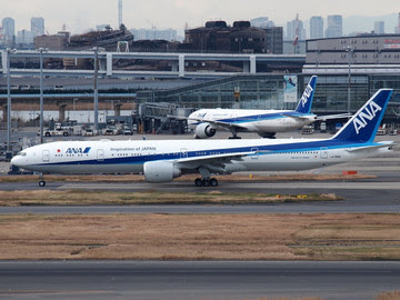 PH04327 | Phoenix 1:400 | Boeing 777-300ER ANA JA798A | is due: June 2020