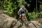 Giuliana Morgen é a líder do Copa Internacional de Mountain Bike (CiMTB) (Fotop)