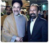 Asghar Farhadi Ayatollah Khamenei
