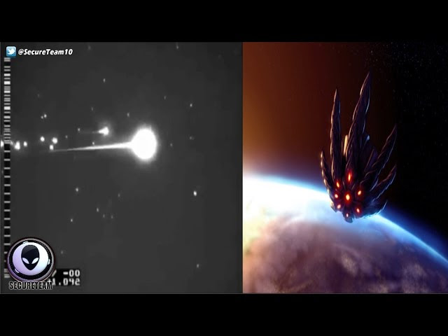 UFO News - Two UFOs Pass Over Volcano Mouth In Mexico plus MORE Sddefault