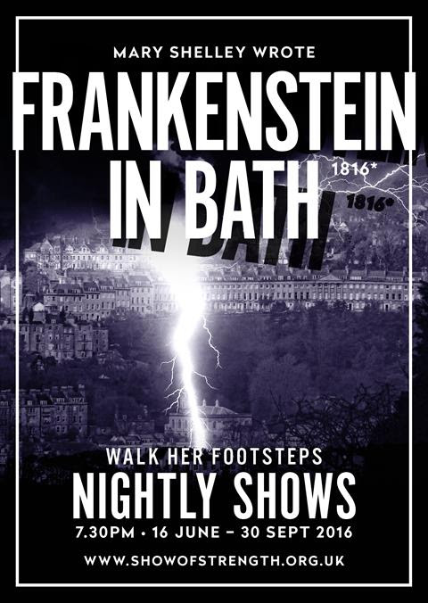 Frankenstein in Bath