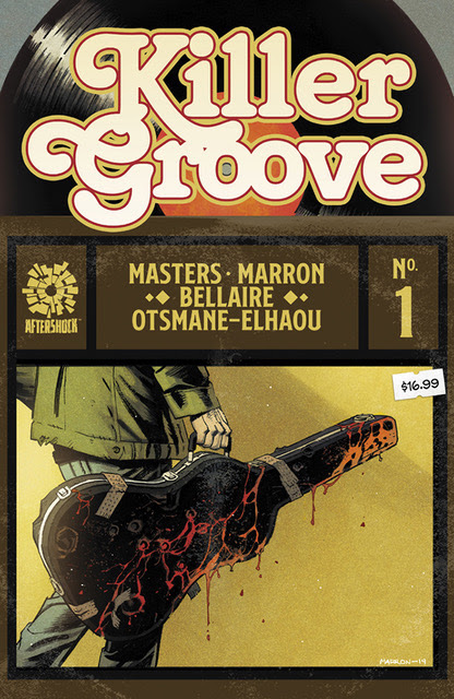 Killer Groove Collected Series