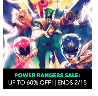 Power Rangers Sale: up to 60% off! Ends 2/15. Shop Now