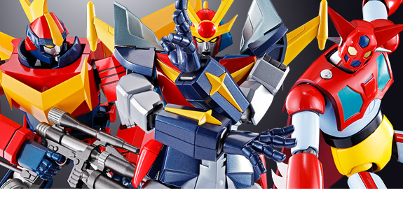 Soul of Chogokin Sale! Save 27-31%