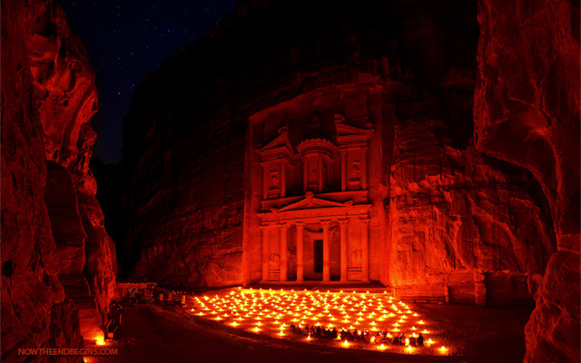 real-meaning-of-word-selah-actual-place-red-rock-city-petra-jordan-time-jacobs-trouble-great-tribulation-jews-israel-bible-prophecy
