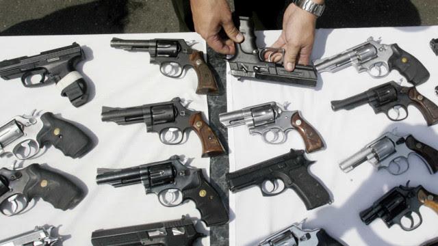 Com Bolsonaro, registros de novas armas aumentam ao menos 48%