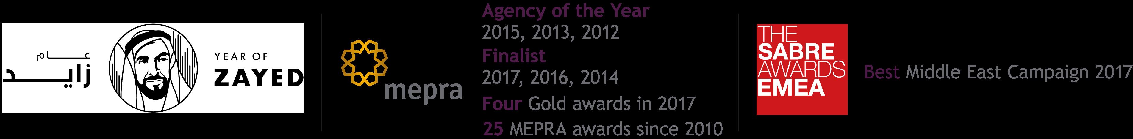 The Year of Zayed - MEPRA Award winners - SABRE Awards EMEA winner