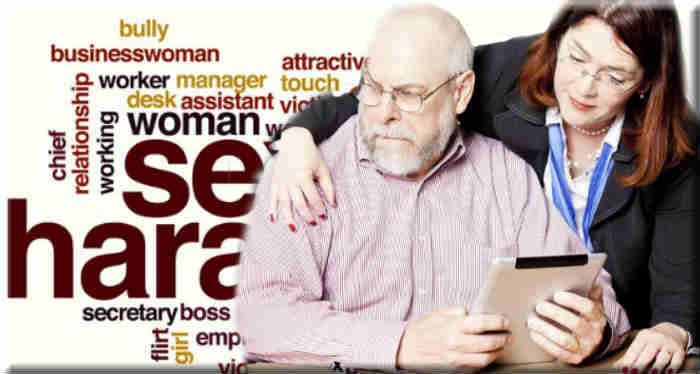 Sexual Harassment––Puhleeze