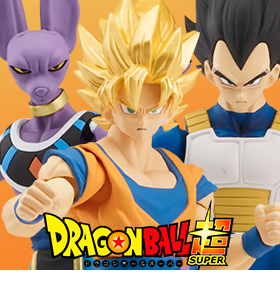 DRAGON BALL SUPER POSABLE FIGURES
