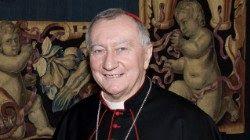 Cardenal Parolin: el del Papa Francisco, pontificado de la Alegría