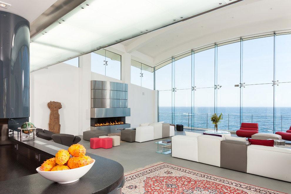 Κομψό σπίτι στην Καλιφόρνια Σχεδιασμένο από τον Eric Miller Αρχιτέκτονες (8)