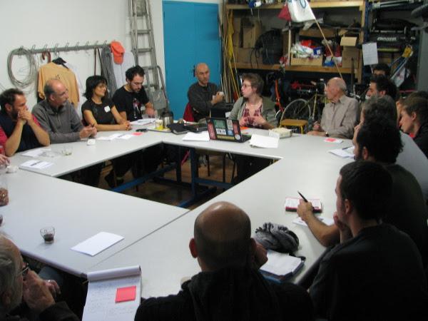Collectif vélos en Ville Marseille 1è rencontres régionales ateliers participatifs et solidaires
