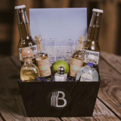 cool sampler gift from Bro Basket