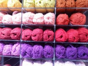 A chacun sa couleur de laine!
