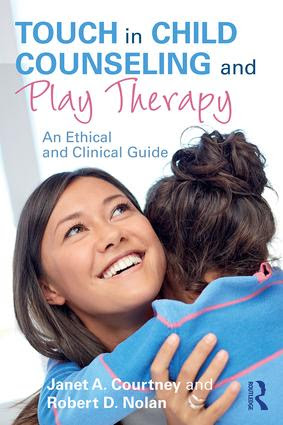 Touch in Child Counseling book cover
