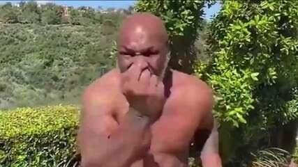 Aos 53 anos, Mike Tyson prepara retorno aos ringues