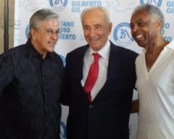Veloso, Peres y Gil