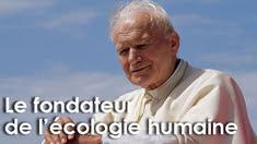L'écologie humaine et le contresens écologiste