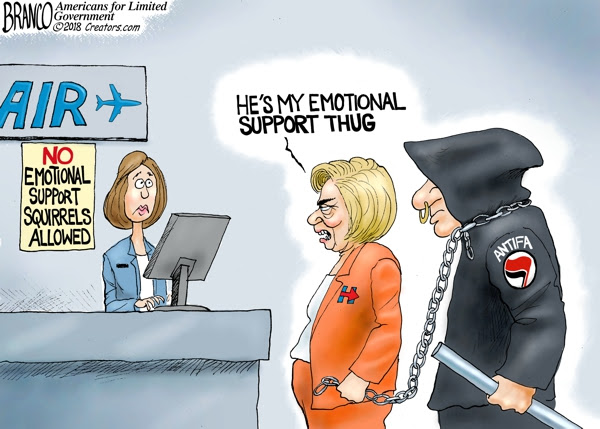 Hillary Cozy with Mob Rule