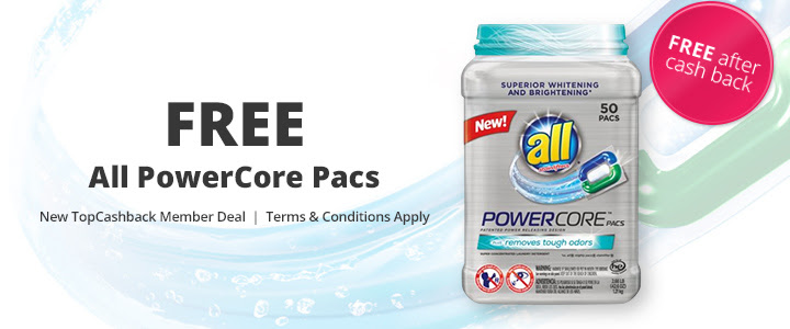 FREE All PowerCore Pacs Laundr...
