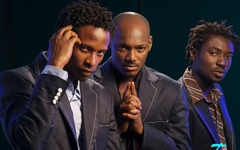 Blackface and 2face Idibia were part of the defunct group, Plantashun Boyz, which also featured Faze.