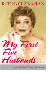 My First Five Husbands… by Rue McClanahan