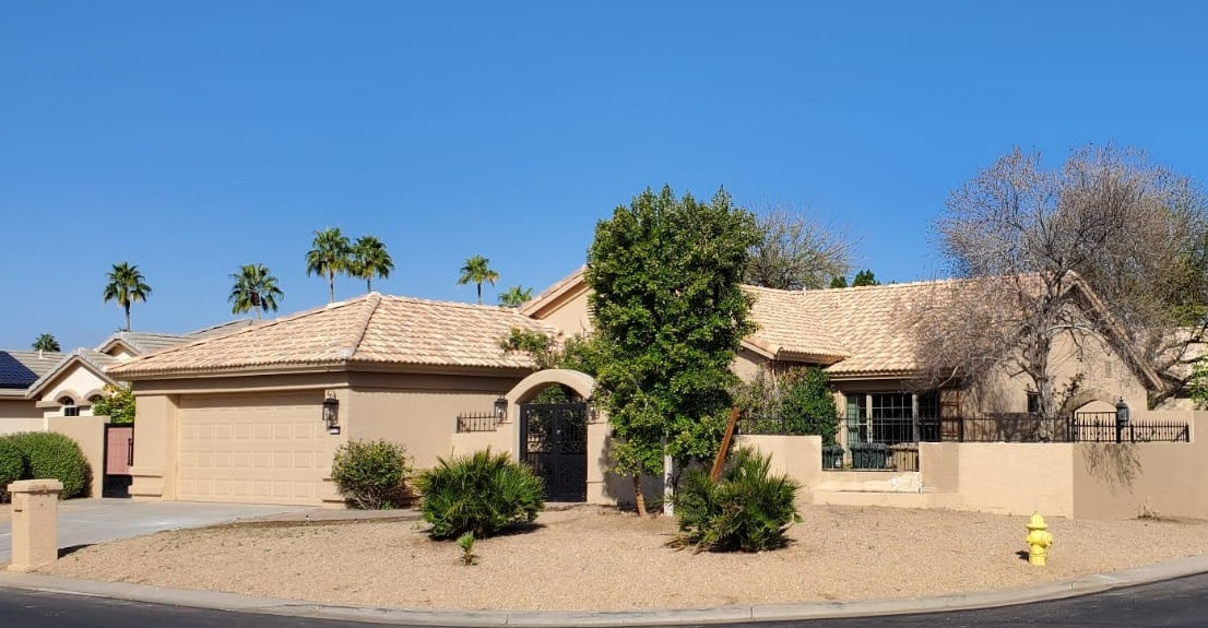 15530 W Whitton Ave, Goodyear, AZ 85395 wholesale opportunity home in age restricted community
