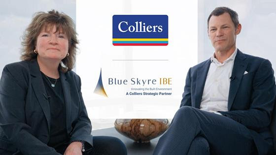 Global Facilities Management Advisory: Scott Nelson, CEO, Occupier Services | Colliers Global and Maureen Ehrenberg, Co-Founder and CEO of Blue Skyre discuss the strategic partnership that will strengthen Colliers' differentiated Facilities Management (FM) Advisory offering.