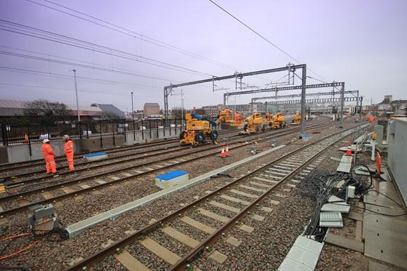 Blackpool to Preston railway to reopen following major upgrade