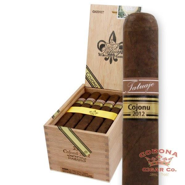Image of Tatuaje Cojonu 2012 Habano Cigars