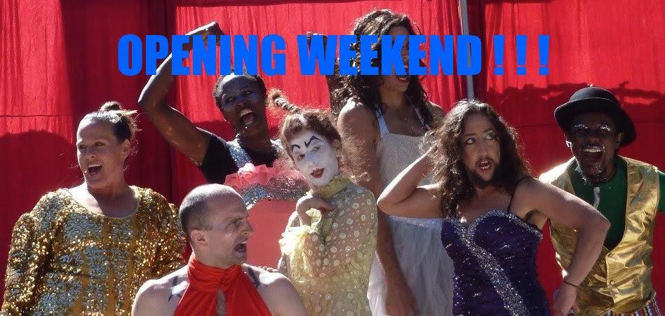 Circus Sundays!
