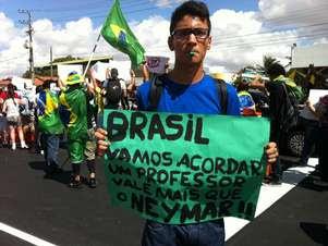 Foto: Fábio de Mello Castanho / Terra