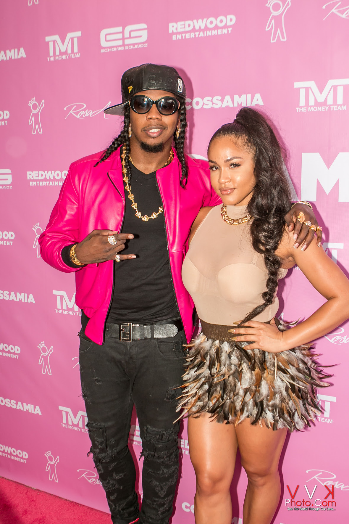 Trinidad James and Rosa Acosta 2