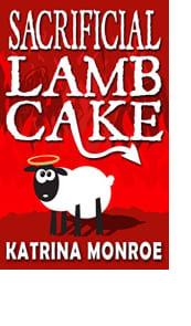 Sacrificial Lamb Cake by Katrina Monroe