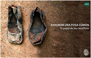 Exhumar una fosa común: el papel de los investigadores