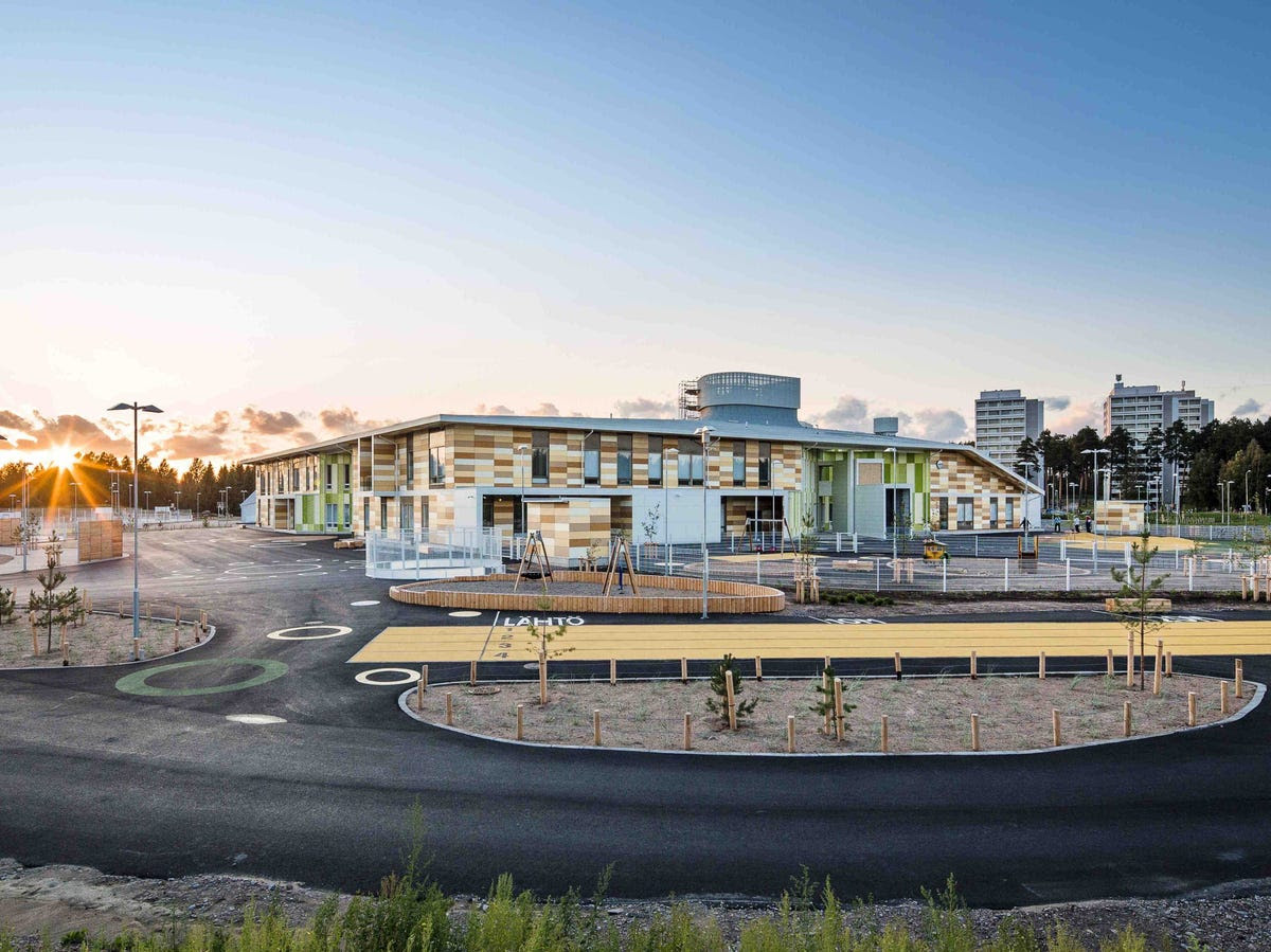 Kastelli – Community Centre, Lifecycle Project (Nominated for Best Innovative Green Building)