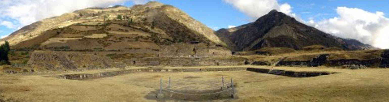 Chavín de Huántar, Perú.