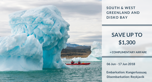 South & West Greenland and Disko Bay